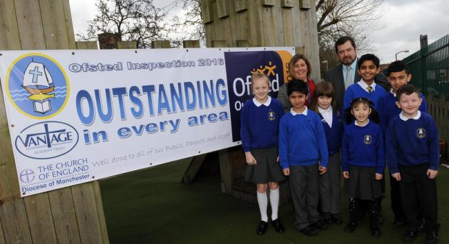 SS Simon & Jude – Outstanding by Ofsted