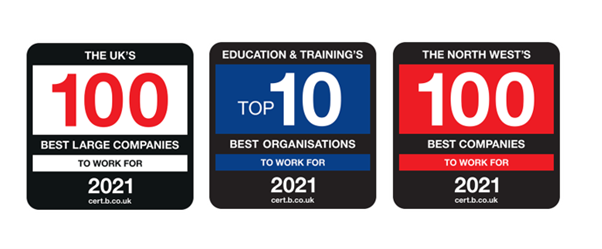 Vantage Achieves Further Recognition through Best Companies to Work for Lists!